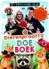 Britt  Dekker, Richard  Versluis,Het DierenpraatTV Doeboek