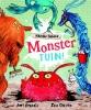 Amy  Sparkes,Monstertuin!