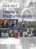 Bas  Schuijt,Thema`s Maatschappijleer voor VWO 2016-2017 werkboek