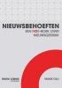 Maike  Olij,Nieuwsbehoeften - Een NOS-boek over nieuwsgebruik