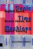 Wolfgang   Ernst,Recursions Sonic time machines