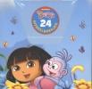 ,Dora the Explorer 24 Uitdeelboekjes
