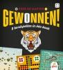 Peer De Maeyer ,Gewonnen! 8 Bordspellen in één boek