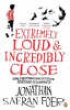 Jonathan,Safran Foer Extremely Loud & Incredibly Close
