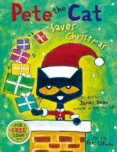 Eric Litwin Pete the Cat Saves Christmas