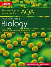 Mike Boyle AQA A level Biology Year 1 & AS Topics 1 and 2