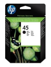 , Inktcartridge HP 51645A 45 zwart