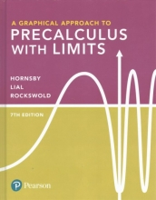 John Hornsby,   Margaret L. Lial,   Gary K. Rockswold A Graphical Approach to Precalculus with Limits
