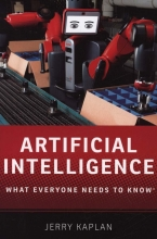 Jerry (Fellow, The Stanford Center for Legal Informatics, Fellow, The Stanford Center for Legal Informatics, Stanford University) Kaplan Artificial Intelligence
