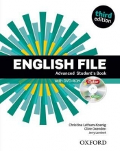 Oxenden, Clive English File: Advanced: Student`s Book with iTutor