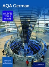 AQA AQA A Level Year 1 and AS German Student Book