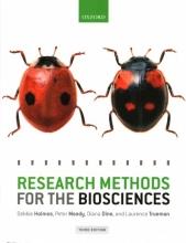 Debbie Holmes,   Peter Moody,   Diana Dine,   Laurence Trueman Research Methods for the Biosciences