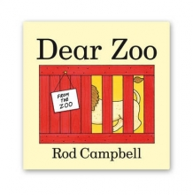 Campbell, Rod Dear Zoo Big Book