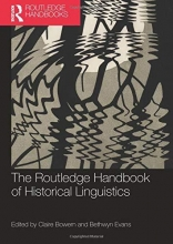 Bowern, Claire,   Evans, Bethwyn The Routledge Handbook of Historical Linguistics