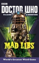 Valois, Rob Doctor Who Villains and Monsters Mad Libs
