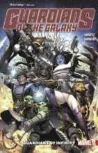 Abnett, Dan Guardians of the Galaxy