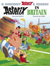Goscinny, Rene Asterix in Britain