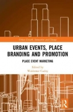 Waldemar Cudny Urban Events, Place Branding and Promotion