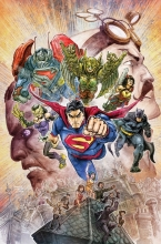 Abnett, Dan Infinite Crisis Fight for the Multiverse 2