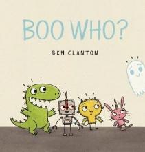Clanton, Ben Boo Who?