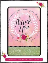 Circle of Thanks Thank You Cards