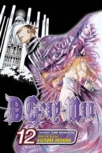 Hoshino, Katsura D.Gray-Man 12