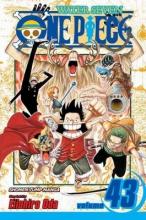 Oda, Eiichiro One Piece 43