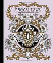 Karlzon, Hanna Karlzon, H: Magical Dawn Coloring Book
