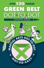 Conceptis Puzzles Green Belt Dot-to-Dot