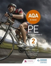 Carl Atherton,   Symond Burrows,   Ross Howitt,   Sue Young AQA A-level PE Book 2