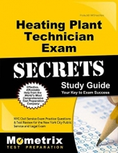 Heating Plant Technician Exam Secrets Study Guide