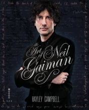 Campell, Hayley Art of Neil Gaiman