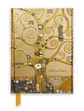 Klimt Tree of Life Address Book