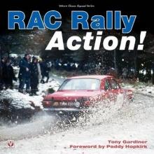 Tony Gardiner RAC Rally Action!