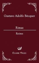 Bécquer, Gustavo Adolfo Rimas