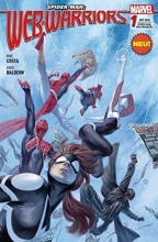 Costa, Mike Spider-Man - Web Warriors 01