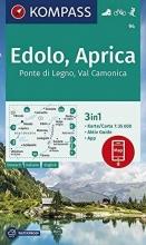 , Edolo, Aprica, Ponte di Legno, Val Camonica 1:35 000