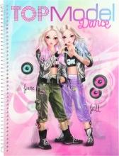 Topmodel dance specialkleurboek
