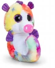 , Animotsu gekleurde zeeegel - knuffel - 15 cm