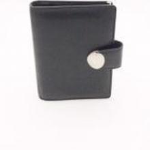 Pm212nc02 , Succes omslag mini nappa zwart 15 mm ring