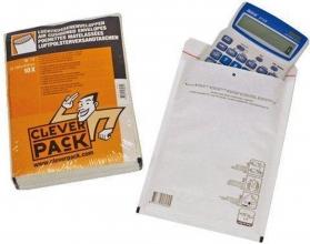, Envelop CleverPack luchtkussen nr14 180x265mm wit 10stuks
