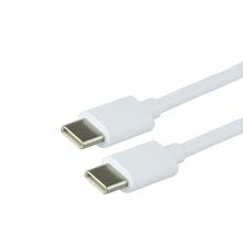 , Kabel Green Mouse USB C-C 2.0 1 meter wit