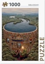 , Bibliodam - puzzel 1000 stukjes