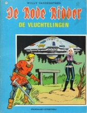 Willy  Vandersteen De Rode Ridder Vluchtelingen