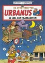 Willy  Linthout De avonturen van Urbanus 79 De ezel van Frankenstein