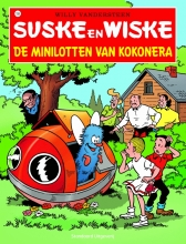 Vandersteen, Willy De minilotten van Kokonera