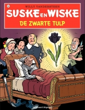Willy  Vandersteen De zwarte tulp