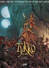 Arleston,   Melanyn Legenden van Troy - Tykko - 3 De honderd tempels - sc