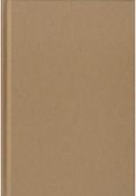 , Blanco boek A5 Cappuccino
