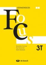 Focus 3 Tso - Leerwerkboek